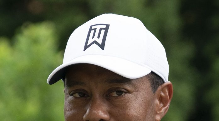 Tiger Woods Quicken Loans National 6/27/18