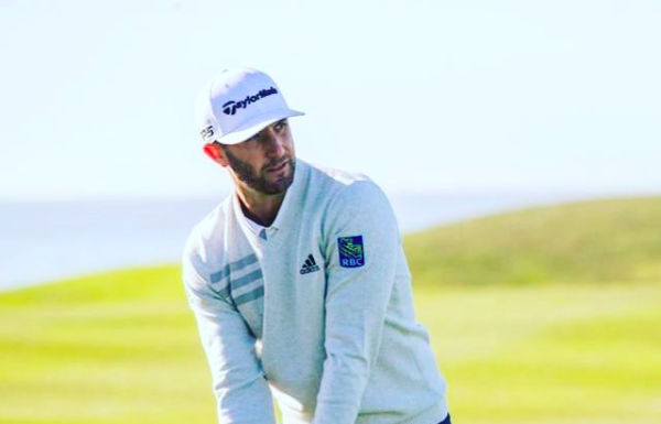 Dustin Johnson PGA Tour Instagram