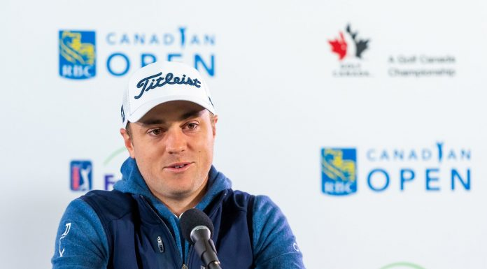 RBC Canadian Open Facebook Press Conference