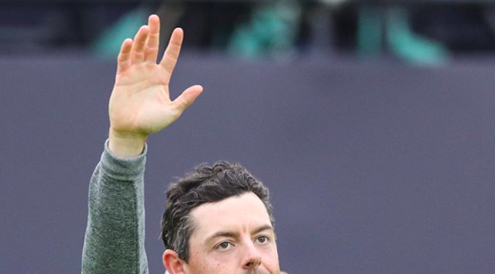 Rory McIlroy The Open 2019
