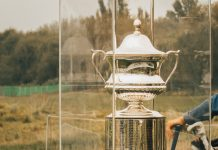 Chile Golf Open 2019 trophy trofej