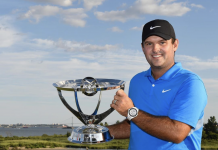 Patrick Reed The Northern Trust 2019