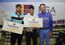 Adam Puchmelter Alior Bank PGA Polska Tour 2019
